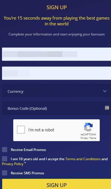 Betchain Casino Review Bitcoin Casino Bonus And Features